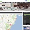 Lucas homes - Custom google map