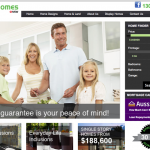 lucas homes- Front Page