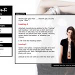 talenti jewellery ~ Web Site